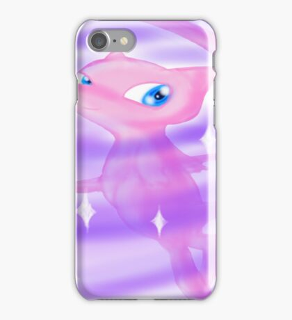 Pokemon! - Mew! iPhone Case/Skin
