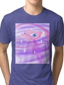 Pokemon! - Mew! Tri-blend T-Shirt