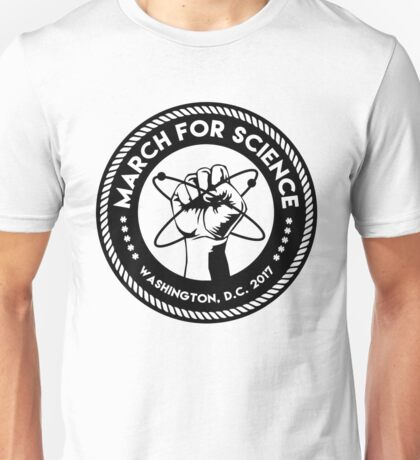 March For Science - Washington DC Unisex T-Shirt