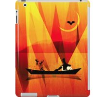 Ipad: Canoe Halloween iPad Case/Skin