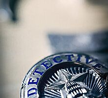 Behind the Badge by Trish Mistric