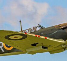Supermarine Spitfire Ia AR213 G-AIST Sticker