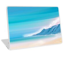 Summer Beach - Details Laptop Skin