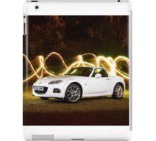 Mazda MX5 Miata Roadster 2 iPad Case/Skin