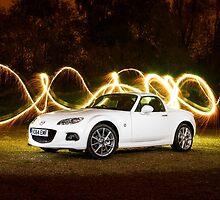 Mazda MX5 Miata Roadster 2 by RossJukesAuto