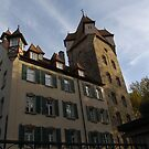 Unterbuerg Castle - Nuremberg by Franz Roth