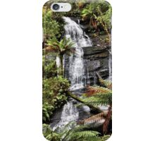 Triplet Falls, Great Otway National Park iPhone Case/Skin