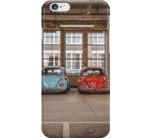 VW Beetle Bus Camper Classics iPhone Case/Skin