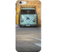VW Beetle Bus Camper Classics 3 iPhone Case/Skin