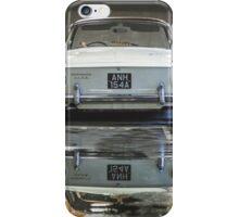 VW Beetle Bus Camper Classics 5 iPhone Case/Skin