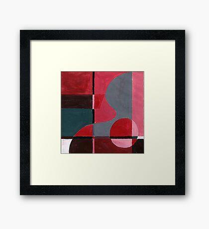 Monochromatic Framed Print