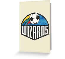 Wizards (Kansas City) Greeting Card