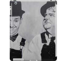 Laurel & Hardy iPad Case/Skin
