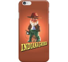 Indiana Gnomes iPhone Case/Skin