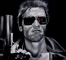 Terminator by iconic-arts