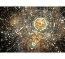 Dreamy orrery Photographic Print