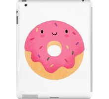 Happy donut iPad Case/Skin