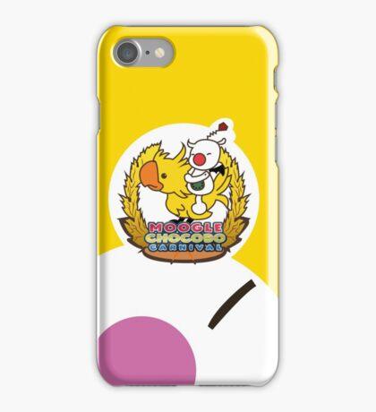 Chocobo Festival, Final Fantasy XV  iPhone Case/Skin
