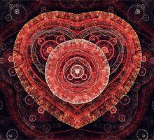 Fractal Heart by MartinCapek