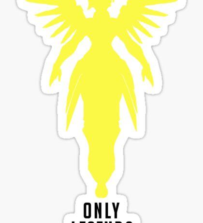 Legendary Mercy Sticker