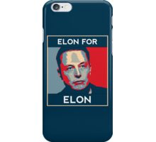 Elon for Elon iPhone Case/Skin