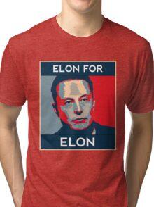 Elon for Elon Tri-blend T-Shirt