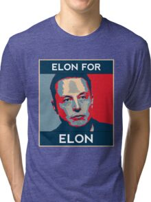 Elon for Elon Tri-blend T-Shirt
