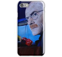 Breaking bad art iPhone Case/Skin