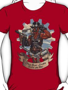 Inevitable Steampunk Version T-Shirt