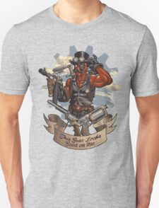 Inevitable Steampunk Version T-Shirt