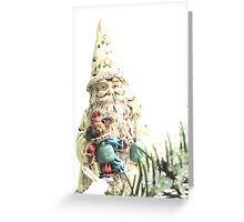 A Right Jolly Old Elf Greeting Card