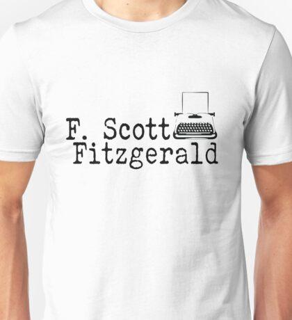 F. Scott Fitzgerald  Unisex T-Shirt