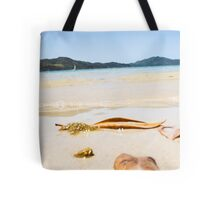 Oh To Be Washed Ashore Tote Bag