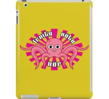 "Fruity Oaty Bar! ""OCTOPUS"" Shirt (Firefly/Serenity) iPad Case/Skin"