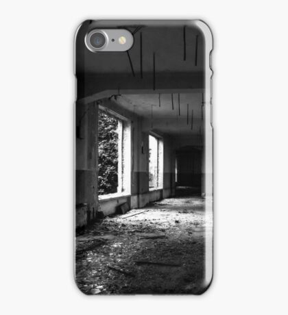 Beko Factory Belgrade 02 iPhone Case/Skin
