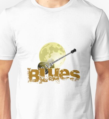blues moon Unisex T-Shirt