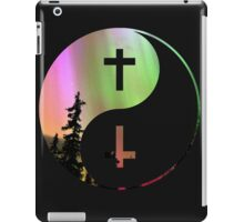 Yin Yang Northern Lights iPad Case/Skin