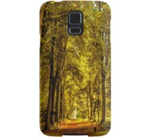 Woodland Pathway Samsung Galaxy Case/Skin