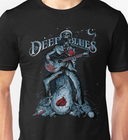 deep blues Unisex T-Shirt