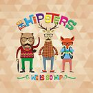 We is the Hipsters by satansbrand