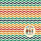 We is the Hipsters - Crazy Stripes by satansbrand