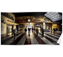 Santa Maria Novella - Florence Poster