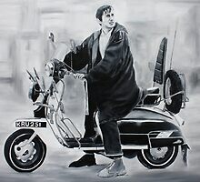 Quadrophenia Jimmy by iconic-arts