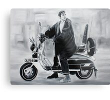 Quadrophenia Jimmy Metal Print