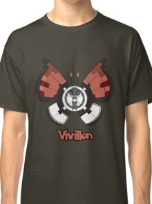 Vivillon a Pokemon shirt Classic T-Shirt