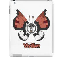 Vivillon a Pokemon shirt iPad Case/Skin