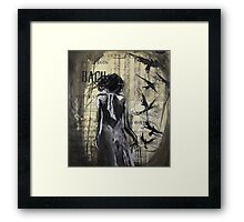 Free the Fear You Can't Understand Framed Print