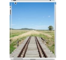 End of the Line iPad Case/Skin