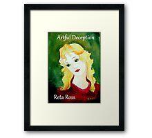 Artful Deception Framed Print