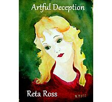 Artful Deception Photographic Print